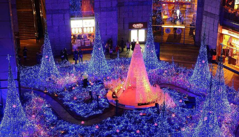 Navidad en japon como lo celebran - Como se hacen adornos navidenos ...
