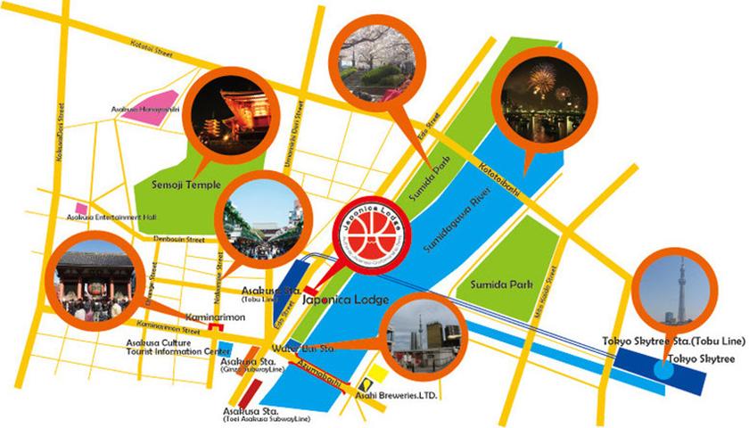 Escapada a japon 5 hoteles diferentes para estas navidades for Blau hotels oficinas centrales