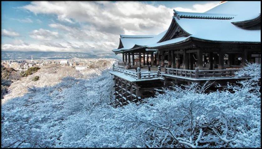 SUGOIHUNTER JAPON EN INVIERNO 1