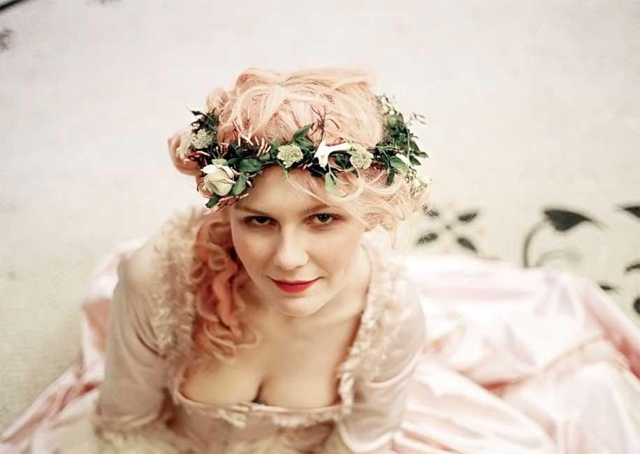 Inspiración: Marie Antoinette de Sofia Coppola