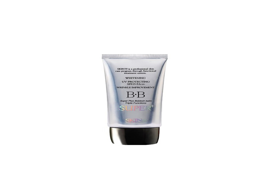 BB CREAM REVIEW: Super Plus Beblesh Balm Triple functions (Silver) de SKIN79