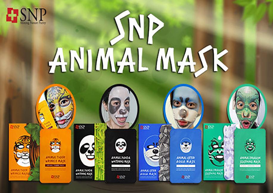 Review: Animal Otter Aqua Mask de SNP