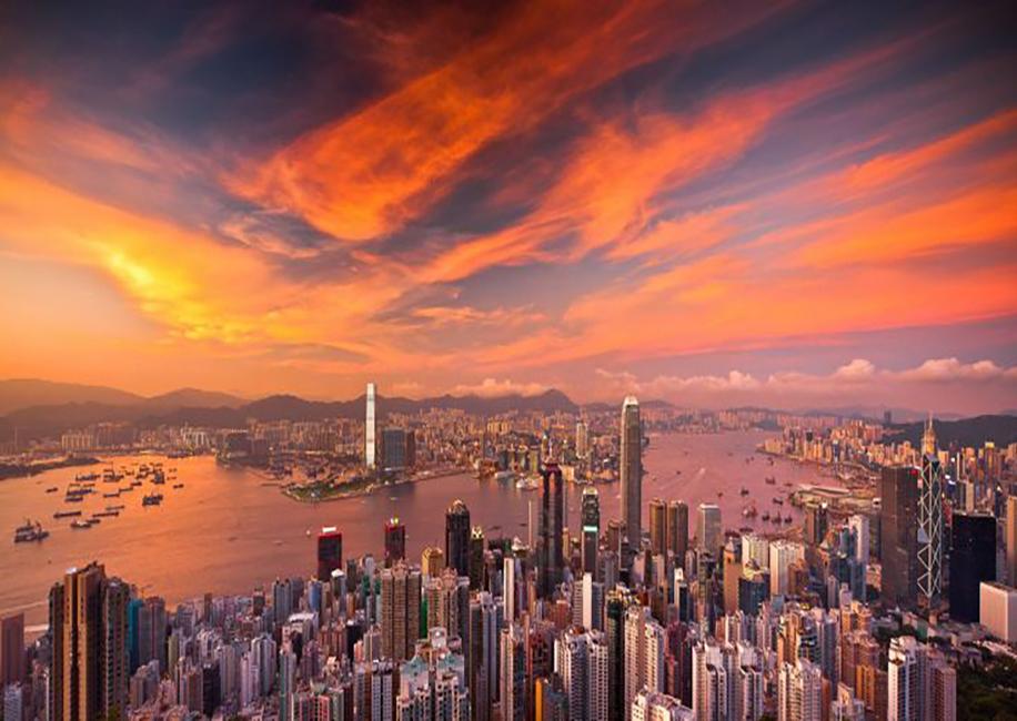 Hong Kong con tus cinco sentidos