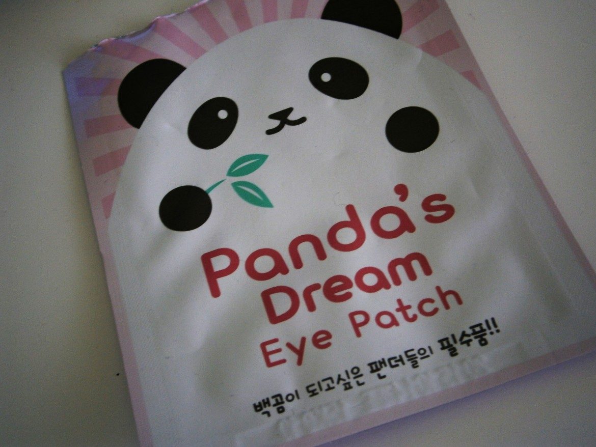 Potirreto #2 — Panda's Dream Eye Patch