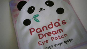 Potirreto #2 — Panda's Dream Eye Patch