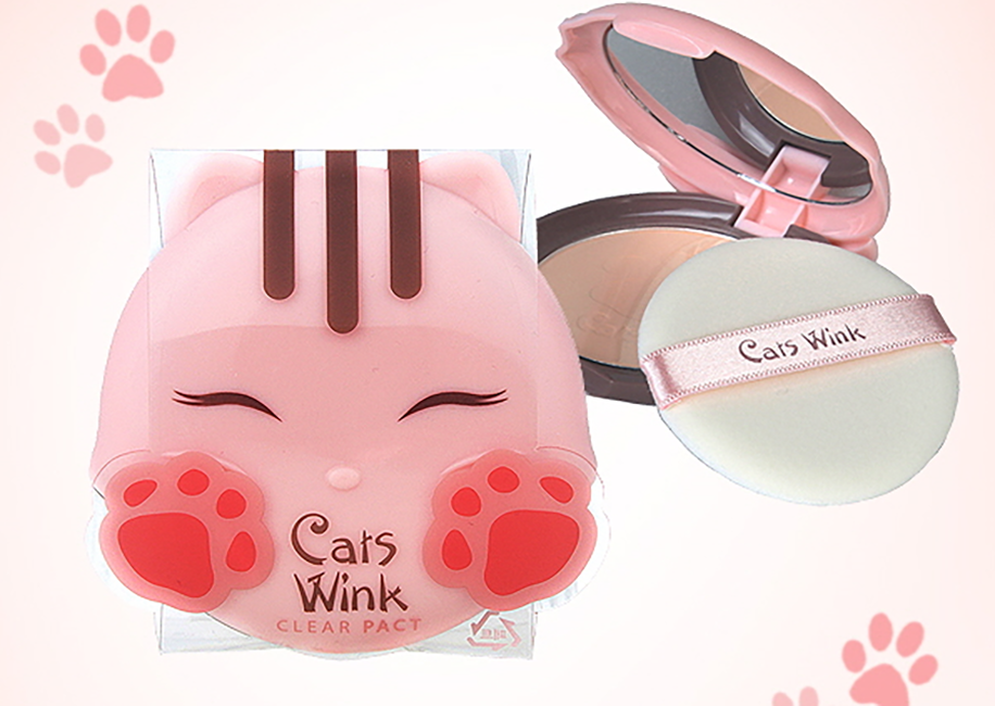 Review: Cats Wink Clear Pact de TonyMoly