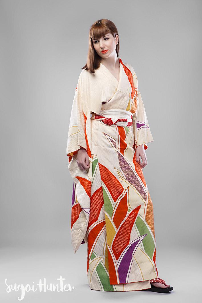 Cuidados de un Kimono Vintage japones