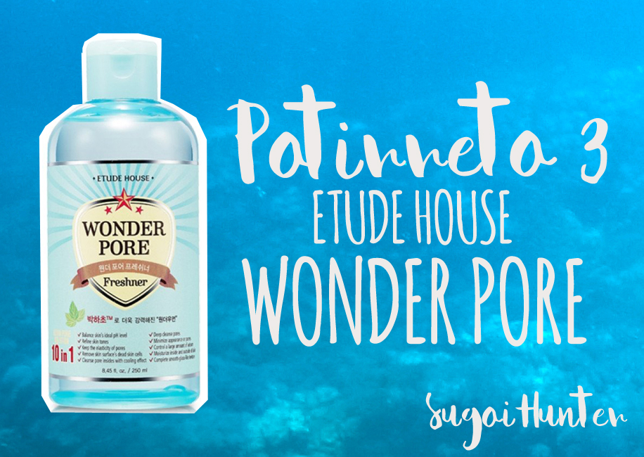 POTIRRETO 3 – ETUDE HOUSE WONDER PORE