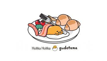 COLECCION HOLIKA HOLIKA Y GUDETAMA