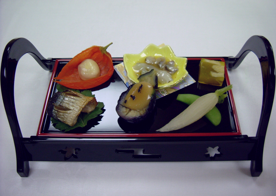 COMIDA JAPONESA: LA COCINA KAISEKI