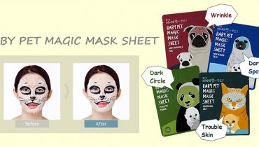 HOLIKA HOLIKA: LINEA DE MASCARILLAS BABY PET MAGIC