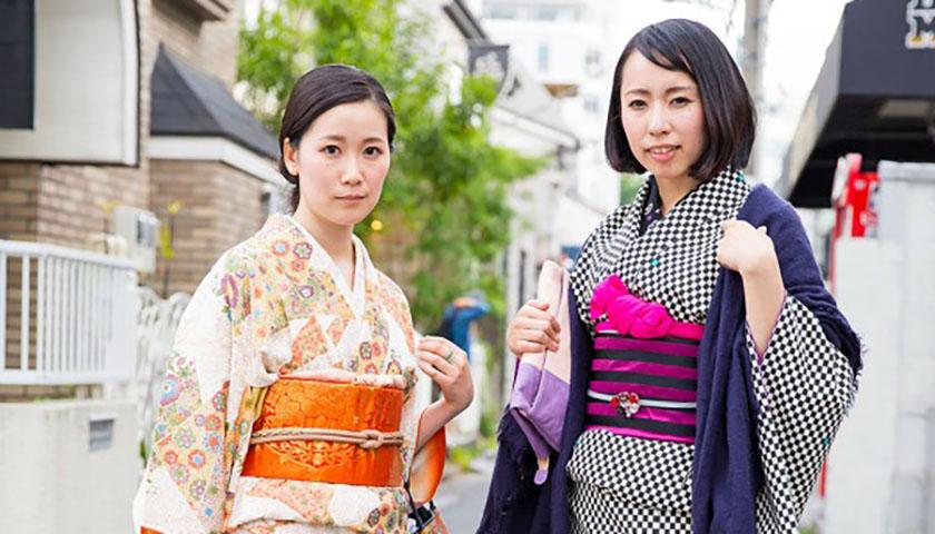 KIMONO VINTAGE: EL MEJOR STREETSTYLE EN TOKYOFASHION