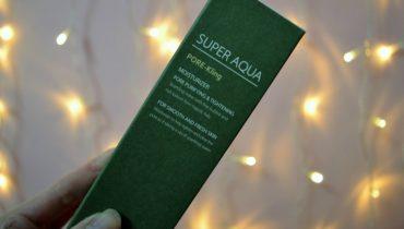 SUPER AGUA PORE KLING MOISTURIZER DE MISSHA: LA SOLUCIÓN PARA PIELES GRASAS