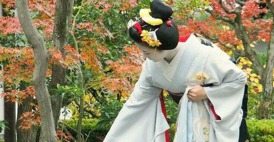 KIMONO JAPONES : SU HISTORIA Y EVOLUCION