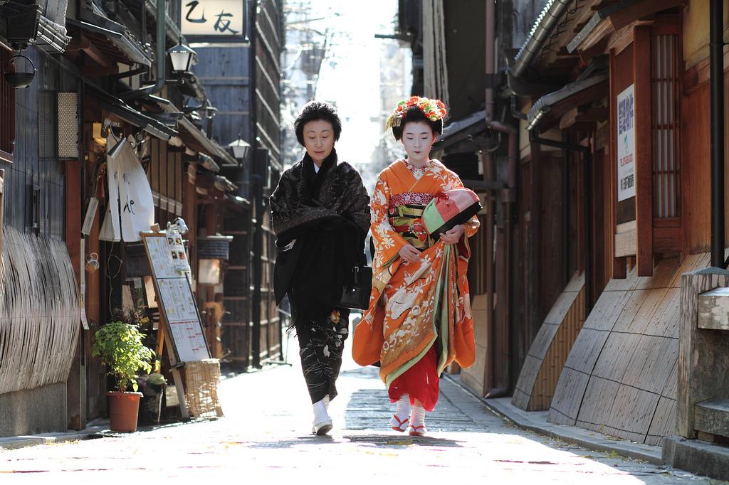 10 maneras de conocer una geisha en Kyoto