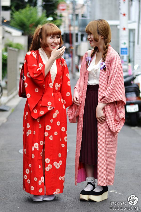 Tendencia: Vuelven los Kimonos