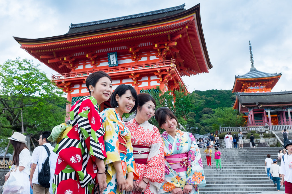 LA GOLDEN WEEK EN JAPON