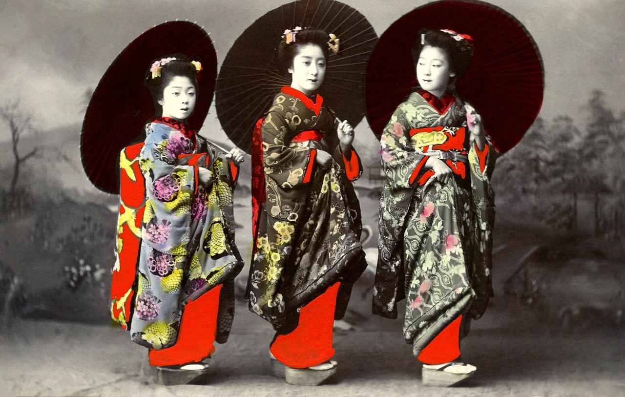 GEISHA Y OKIYAS: JAPON EN EL CINE