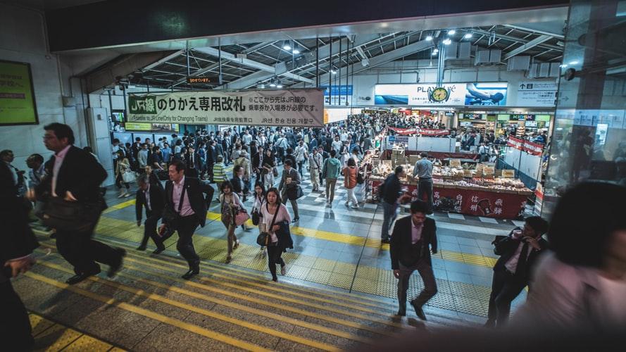 PREVENCIÓN CORONAVIRUS: LUGARES CERRADOS DE TOKIO