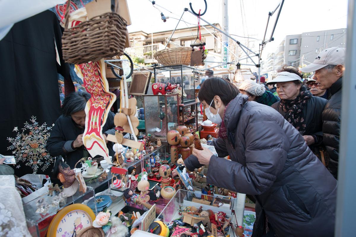 QUE ES UN FURIMAKETTO: MERCADILLO EN JAPON